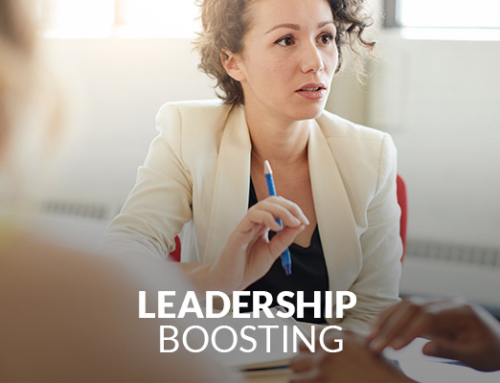 Leadership Boosting