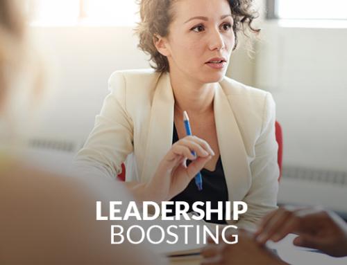 Leadership Boosting