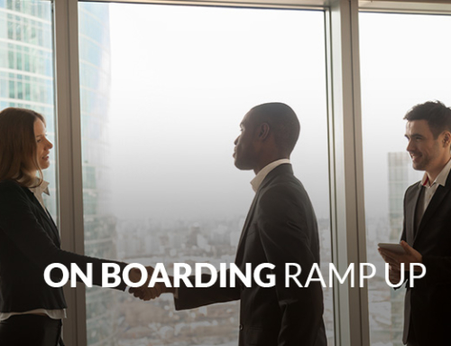 On Boarding Ramp up